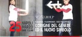 L'origine del genere e il nuovo simbolo: Flashmob a Napoli