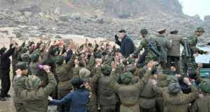minacce guerra atomica nord corea