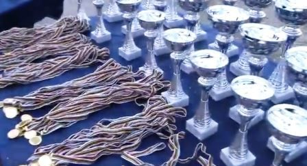 Premiazione Giochi sportivi studenteschi 2012/2013 Foto: Claudio D'Addio