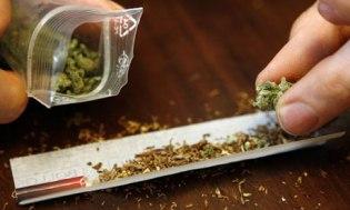 cannabis in aumento tra i giovani