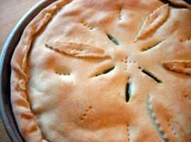 foto articolo ricetta torta al pesto