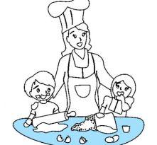 foto presentazione rubrica cucina e cake