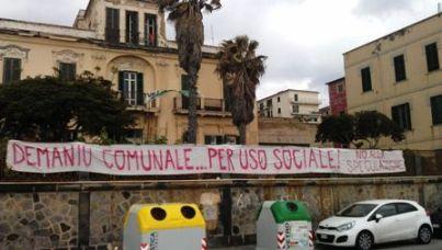 Il centro sociale Villa Medusa
