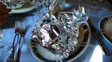 foto ricetta cotoletta al cartoccio