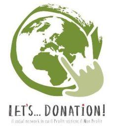 foto articolo intervista let's donation