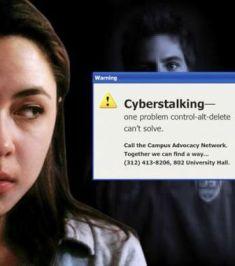 foto articolo stalking su facebook