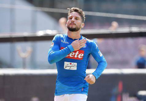 Il futuro di Dries è ancora Napoli