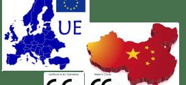 """Come distinguere il marchio CE europeo dal """"pezzotto"""" cinese"""
