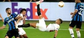Al Siviglia la sesta coppa dell'Europa League