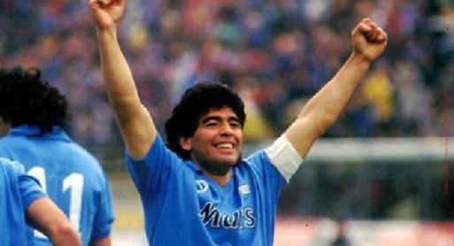 Buon compleanno Maradona: un amore senza fine | Linkazzato.it