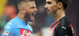 Stasera al San Paolo il Napoli sfida il Milan