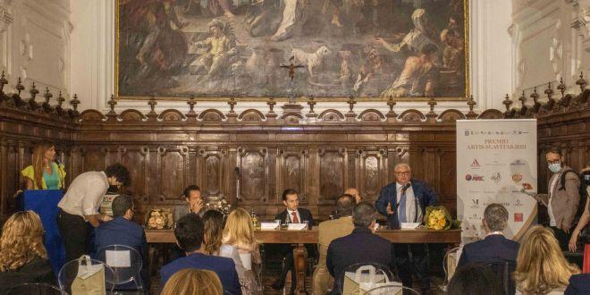 Napoli: alla certosa di San Martino presentato il premio Artis Suavitas 2021