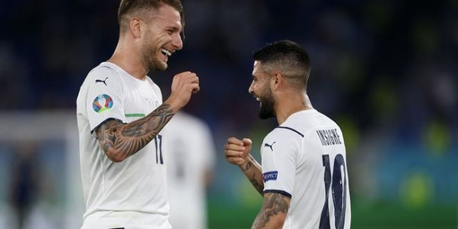 Felice debutto degli azzurri agli Europei 2020