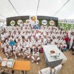 Il Trofeo Pulcinella nel 2019 si è tenuto all'interno di Bufala Fest - Fonte foto: Uff. stampa Trofeo Pulcinella
