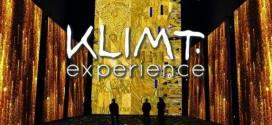 Napoli, arriva la Klimt Experience: tuffo nella realtà virtuale con selfie a regola d'arte