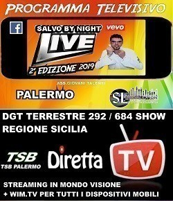 Salvo By Night Live