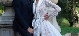 """Moda Sposa 2020: in passerella gli abiti di Pappacena che si ispirano all'opera de """"Il lago dei Cigni"""""""