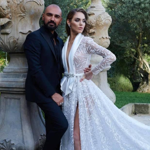 Salvatore Pappacena  collezione sposa 2020