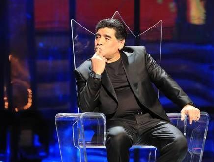 Maradona show al San Carlo