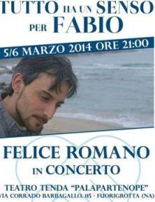 Concerto locandina Fabio Graziano
