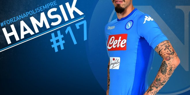 Hamsik sei nella storia! Eguagliato il record di 115 gol in maglia azzurra di Maradona
