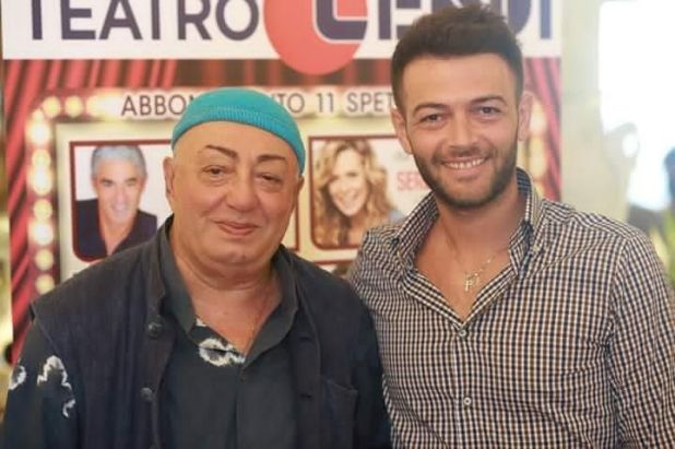 peppe  barra e francesco scarano