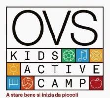 OVS KIDS ACTIVE CAMP cartolina