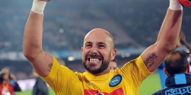 Napoli: E' ancora Pepe Reina il portiere giusto per difendere la porta azzurra?