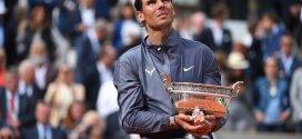 ATP Tour. Al Roland Garros Nadal batte tutti gli avversari e tutti i record