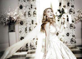 carrie abito da sposa