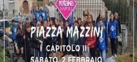 Retake Napoli: così i volontari ripuliscono con amore la città