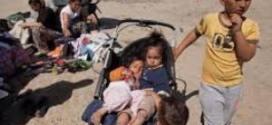 Bambini Rom nella stazione Garibaldi di Napoli, infanzia negata