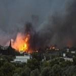 inferno in grecia