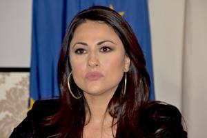 Maria Mazza madrina dell'evento