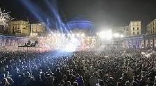 Capodanno previsto maxi palco e discoteche al Plebiscito