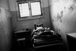 detenuto nel carcere san vittore