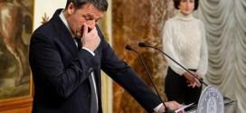 """Referendum, vince il NO. Renzi:"""" Il mio governo finisce qui""""."""