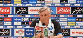 """Napoli, Ancelotti in conferenza: """"Sono qui per vincere"""""""