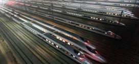 In Cina 1000 operai costruiscono una linea ferroviaria in 4 ore