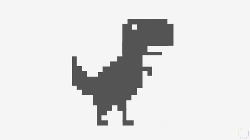 Review Google Chrome T Rex Game Link Cable