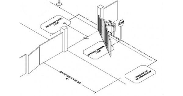 Electric Gate Wiring Diagram : 28 Wiring Diagram Images