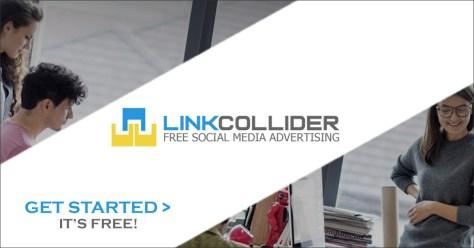 LinkCollider - Website Ranking Tool Using Social Media