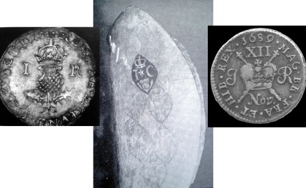 The Troon Clubs and Period Coins