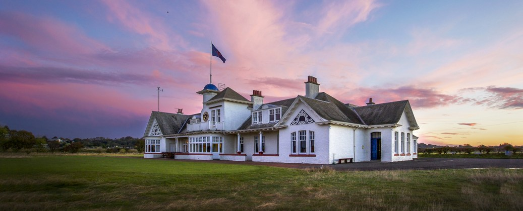 Panmure's Historic Clubhouse