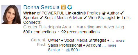 More Views to Your LinkedIn Profile