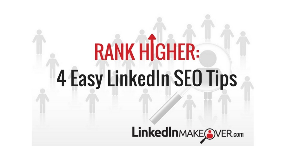 rank higher with these 4 LinkedIn SEO tips