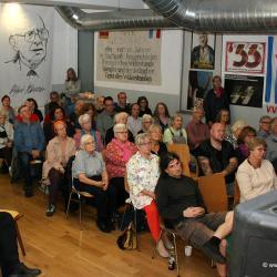 70 Jahre Jubiläumsfeier der VVN im Lilo