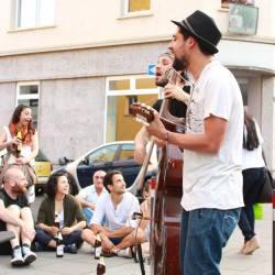 Eröffnungsfest vom Cafe Südstern