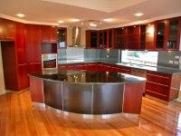 Jarrah timber kitchen units | Granite benchtops | Kitchen ...