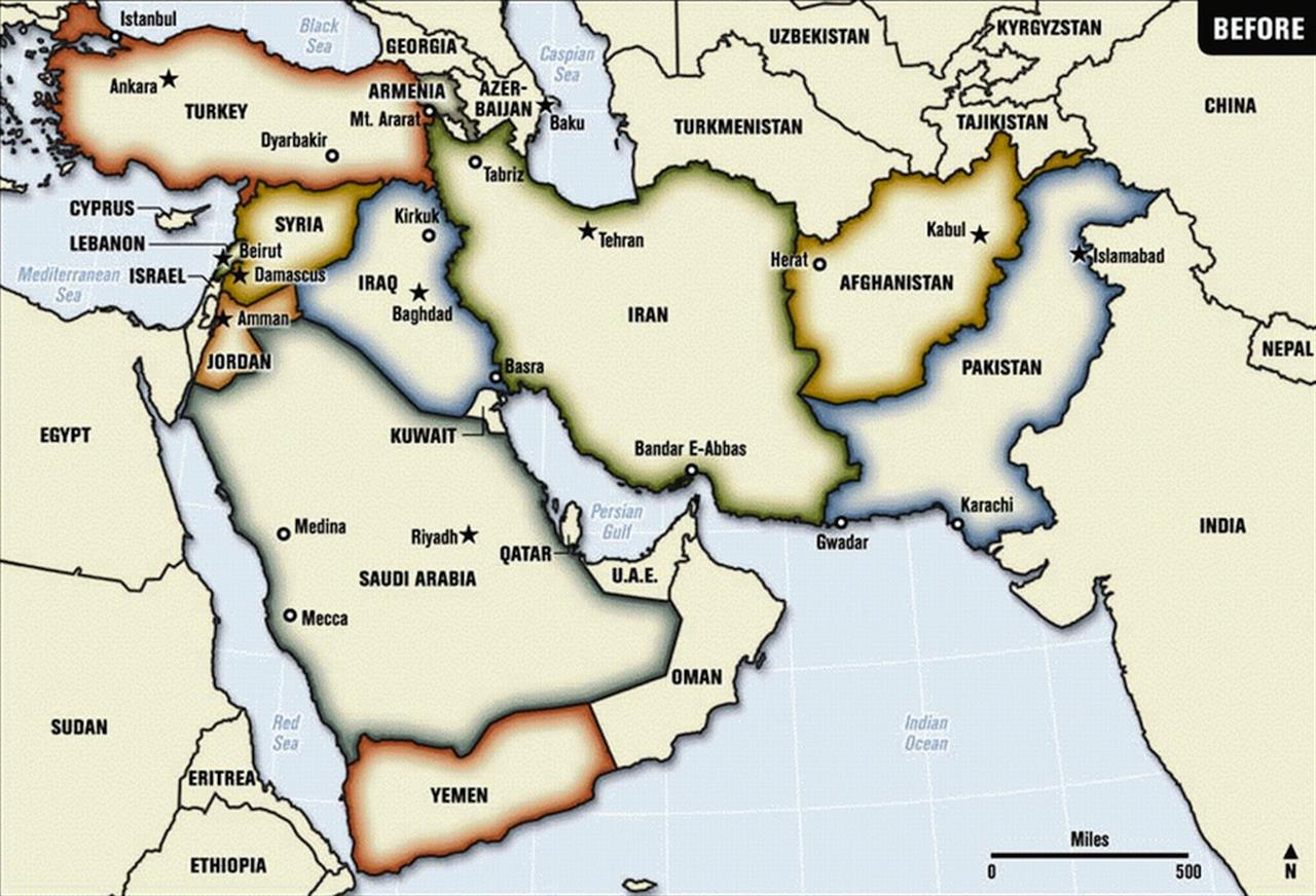 Cartina Del Mondo Con Le Diverse Religioni.La Mappa Del Medio Oriente Secondo Religioni Ed Etnie Linkiesta It
